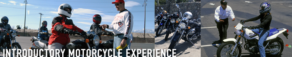 Introductory Motorcycle Experience